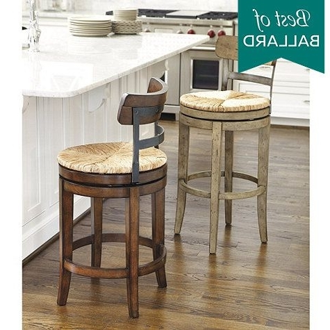 Laurent 7 Piece Counter Sets With Wood Counterstools Within Preferred Marguerite Counter Stool Reg $359 Sale $259 Color Shown: Aged (View 10 of 20)