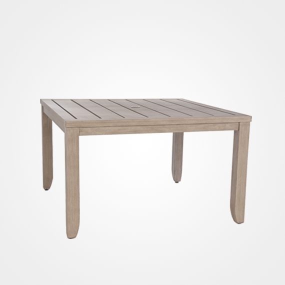 Laurent/napoli Square Dining Table – Outdoor Furniture – Ellenburgs With Regard To Most Recently Released Laurent Rectangle Dining Tables (View 13 of 20)