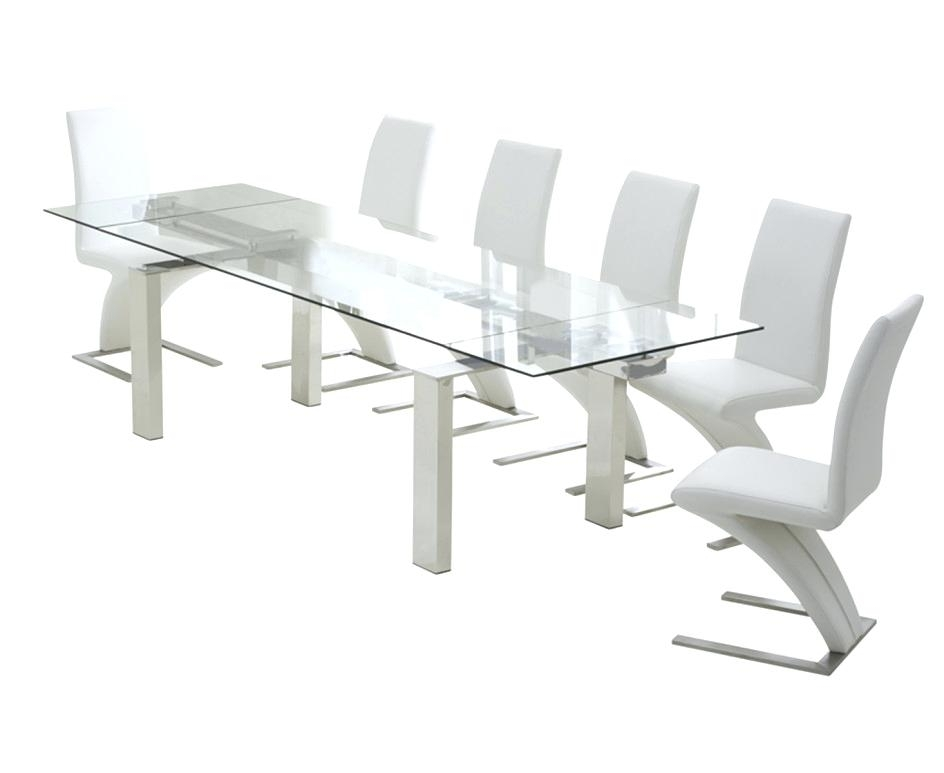 Lazio Dining Tables In Well Known Lazio Dining Table Tables Clementine Living Reclaimed Lumber X Glass (View 16 of 20)