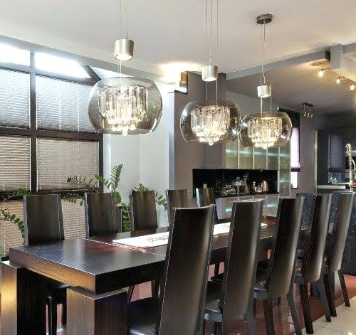 Led Dining Tables Lights Pertaining To Most Recent Led Dining Table Image 1 For Sale – Chann (View 10 of 20)