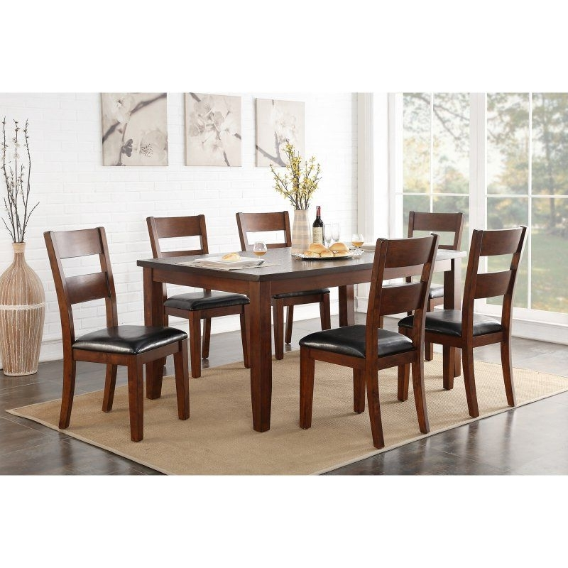 Legends Furniture Rockport Collection Side Chair – Set Of 2 – Leg518 Within Fashionable Chapleau Ii 7 Piece Extension Dining Table Sets (View 14 of 20)