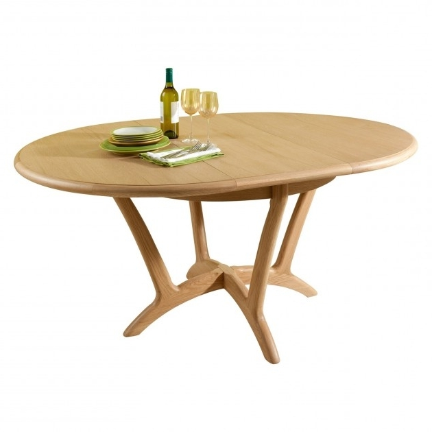 Lenleys Furniture Kent In Round Extending Dining Tables (View 3 of 20)