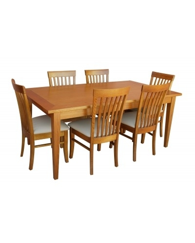 Leon 7 Piece Dining Sets Throughout Favorite Dining Tables (View 10 of 20)