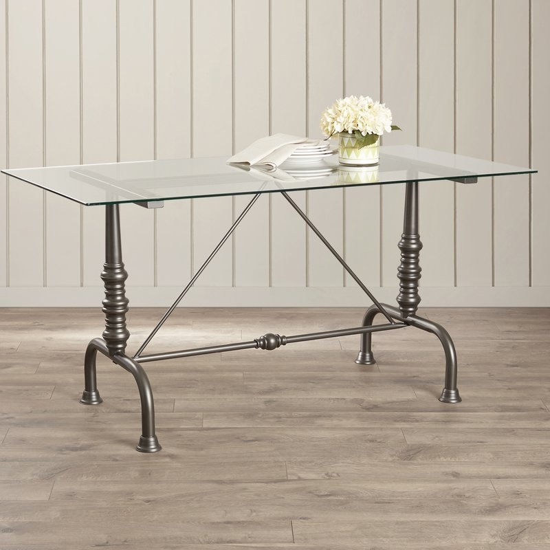 Lindy Espresso Rectangle Dining Tables Pertaining To Preferred 17 Stories Shaun Dining Table & Reviews (View 5 of 20)