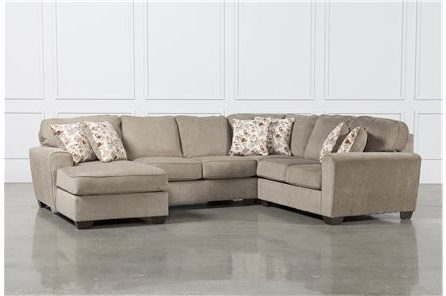 Living In Delano 2 Piece Sectionals With Raf Oversized Chaise (View 8 of 15)