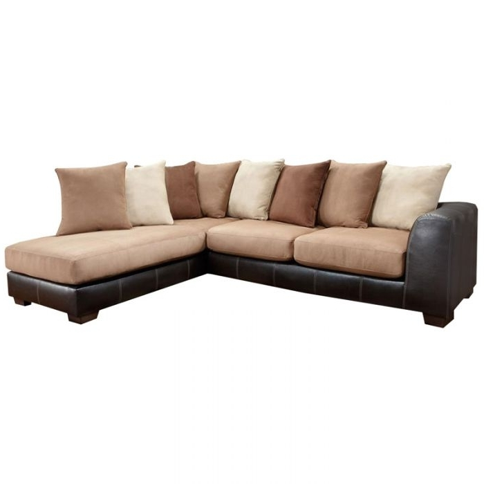 Living Room Sectionals For Burton Leather 3 Piece Sectionals (View 10 of 15)