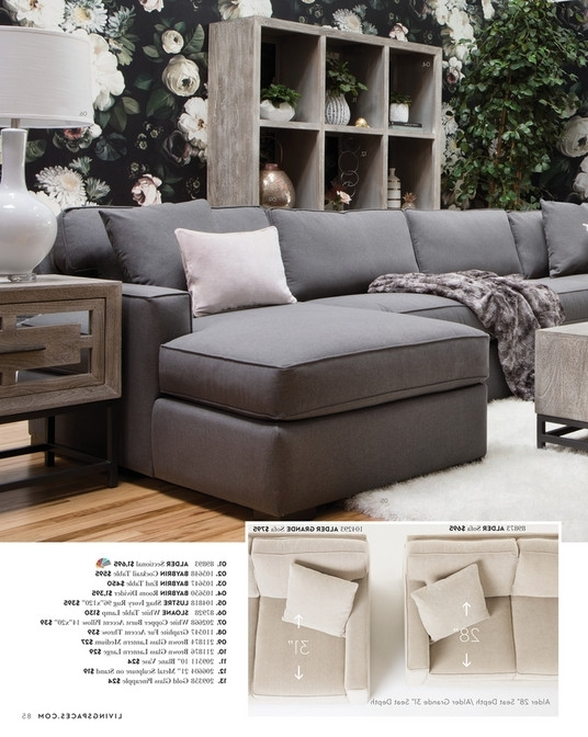 Featured Photo of Alder 4 Piece Sectionals