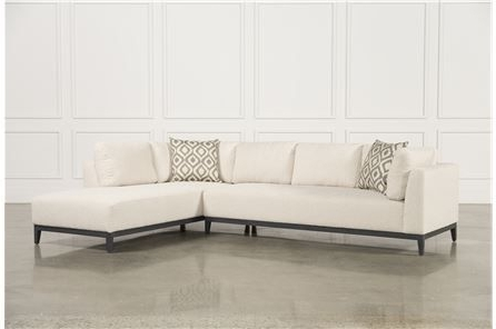 Living Spaces Inside Avery 2 Piece Sectionals With Laf Armless Chaise (View 10 of 15)