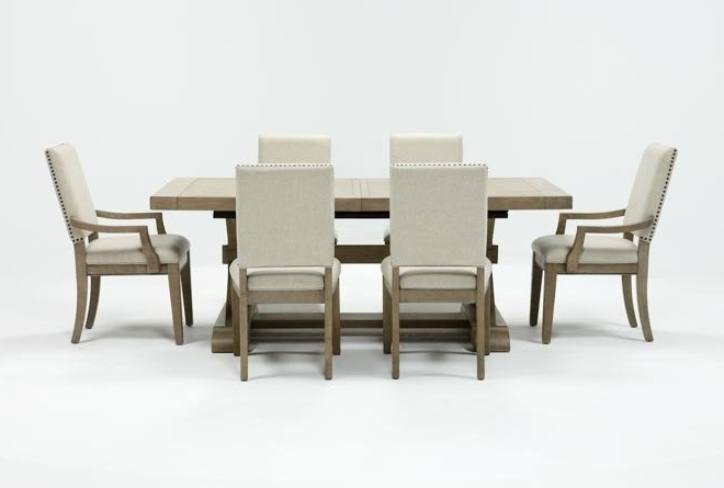 Featured Photo of Walden 7 Piece Extension Dining Sets