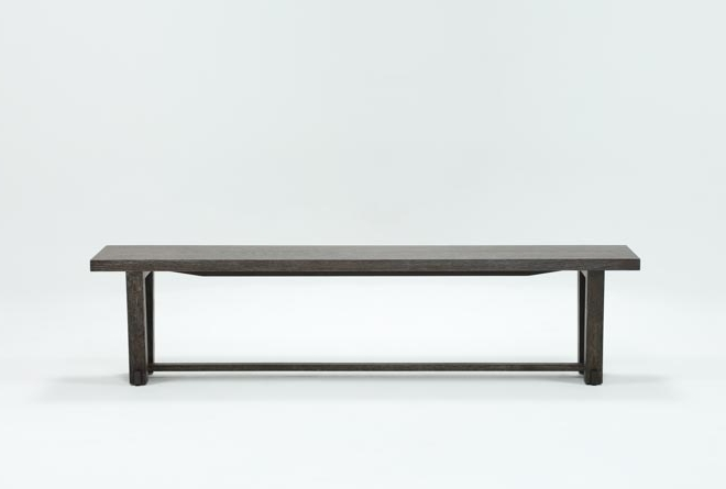 Living Spaces With Bale Rustic Grey Dining Tables (View 14 of 20)