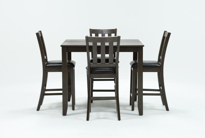 Featured Photo of Jensen 5 Piece Counter Sets