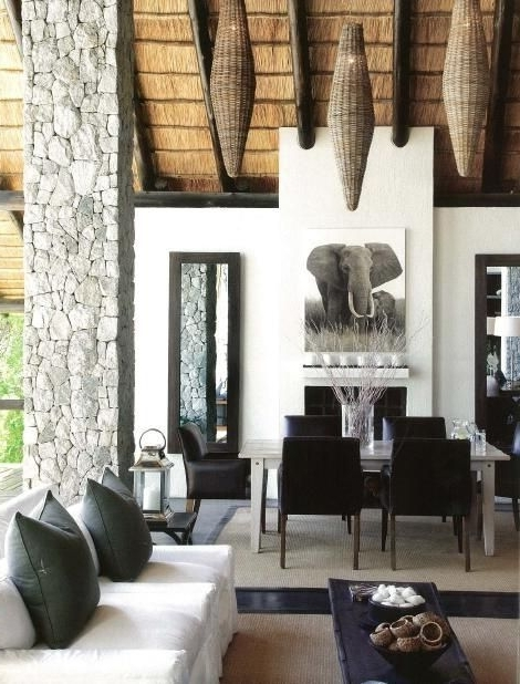 Londolozi Lodge, South Africa <3<3Nice Colour Scheme … (View 11 of 20)
