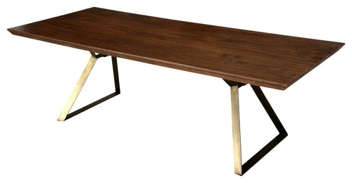 London Loft Dining Table (View 12 of 20)