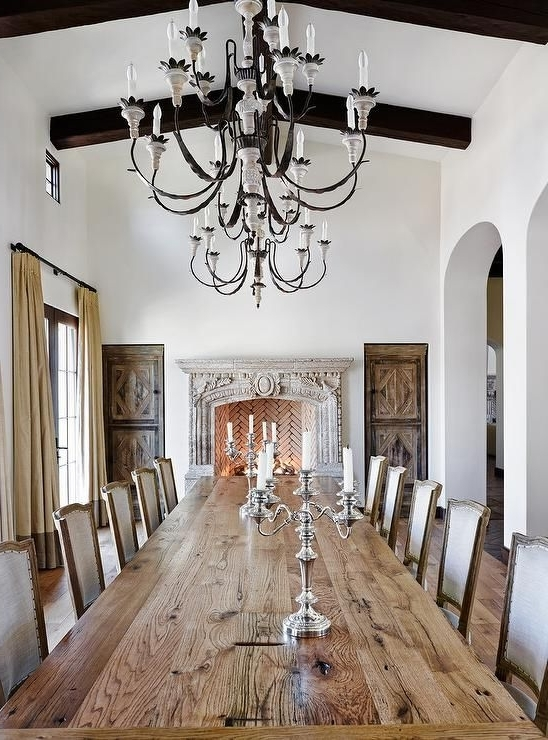 Long Dining Room Tables – Dining Table Furniture Design Throughout Best And Newest Long Dining Tables (View 20 of 20)