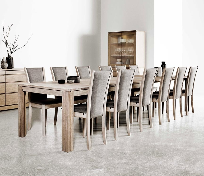 Long Dining Tables For Best And Newest Wharfside Long Dining Table – Ai24 – Danish Wood Dining Furniture (View 12 of 20)