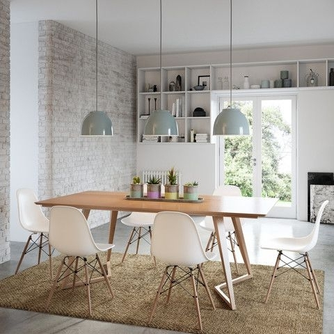 Love A Modern Retro Dining Setting From Www (View 9 of 20)