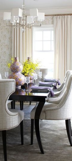 Lunch Room Inside Palazzo 7 Piece Dining Sets With Pearson White Side Chairs (View 11 of 20)