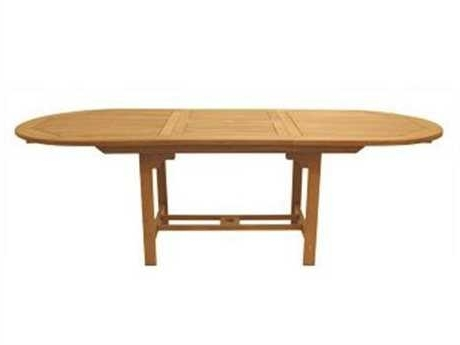 Luxedecor Inside Valencia 72 Inch Extension Trestle Dining Tables (View 5 of 20)
