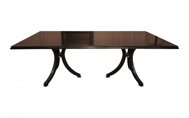 Luxury Furniture Consignment – Tables – Baker Vienna Dining With Most Recently Released Vienna Dining Tables (View 8 of 20)