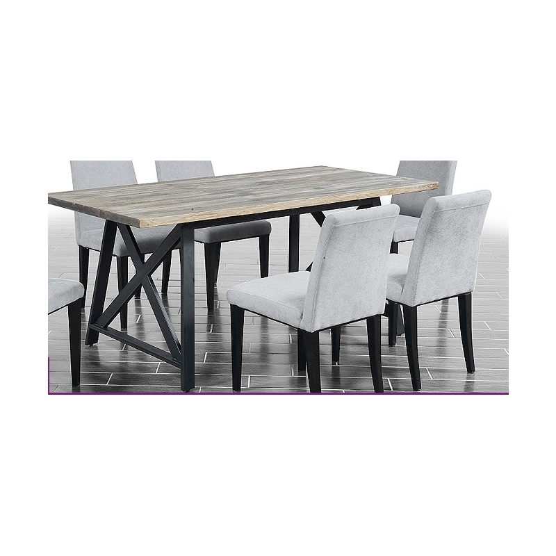 Macy Metal Dining Set Throughout Well Known Macie 5 Piece Round Dining Sets (View 10 of 20)