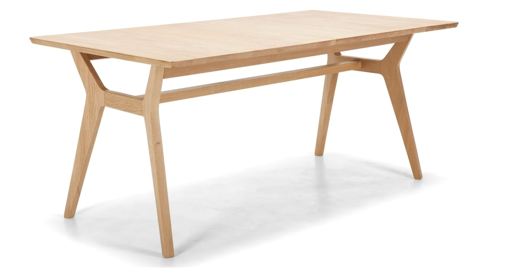 Made Regarding Extending Dining Tables (View 13 of 20)