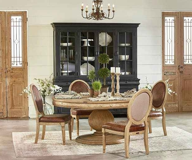 Magnolia Home Dining Chairs Magnolia Home Furniture Salvage And Throughout Well Liked Magnolia Home Sawbuck Dining Tables (View 8 of 20)