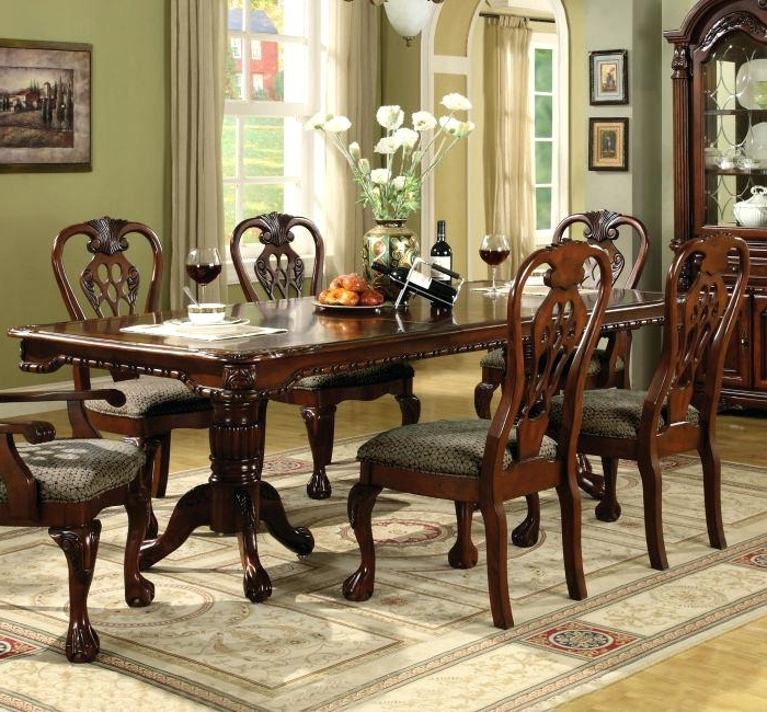Magnolia Home Double Pedestal Dining Tables In Trendy Double Pedestal Dining Table Diy Home Brands Silo – Ansoftware (View 9 of 20)