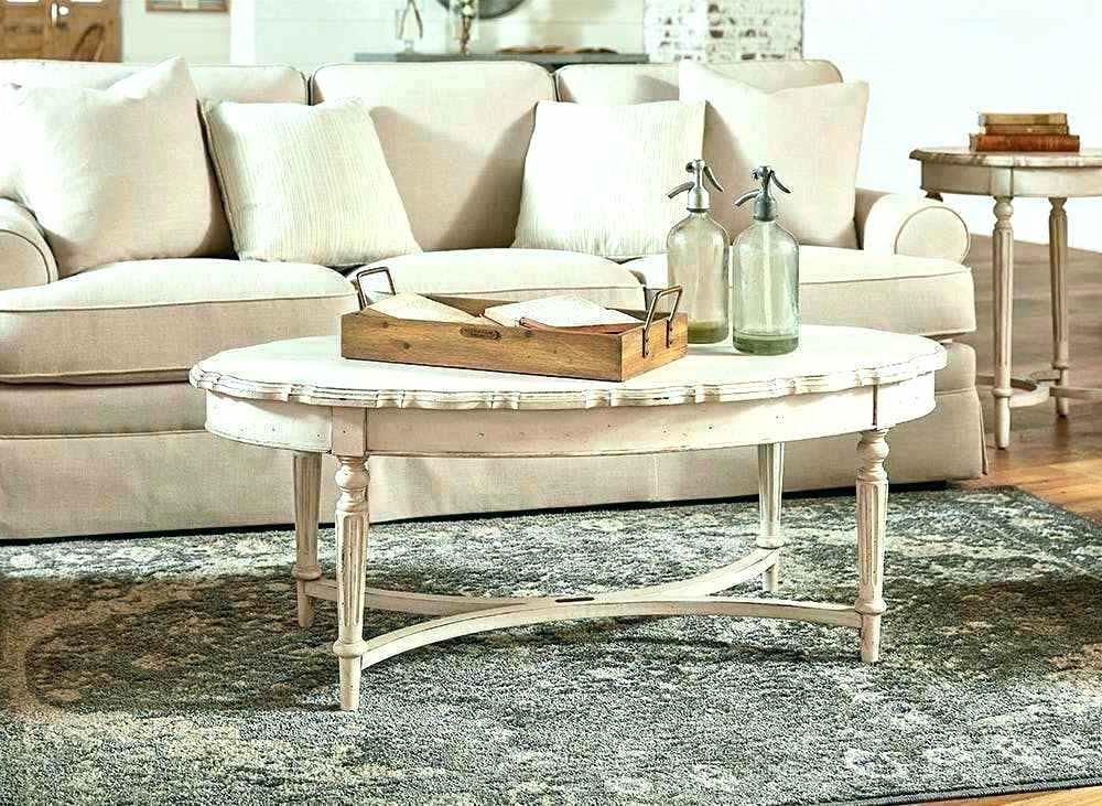 Magnolia Home End Table Magnolia Homefrench Inspired Short Pie Intended For Favorite Magnolia Home Shop Floor Dining Tables With Iron Trestle (View 19 of 20)