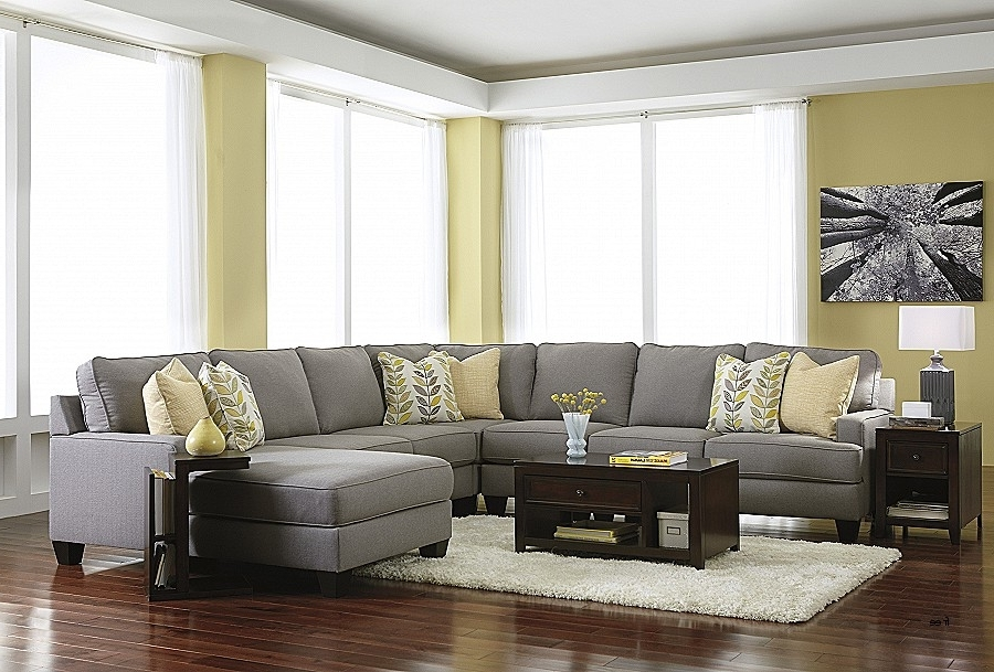 Magnolia Home Homestead 4 Piece Sectionals By Joanna Gaines Pertaining To Fashionable Sectional Sofas (View 13 of 15)