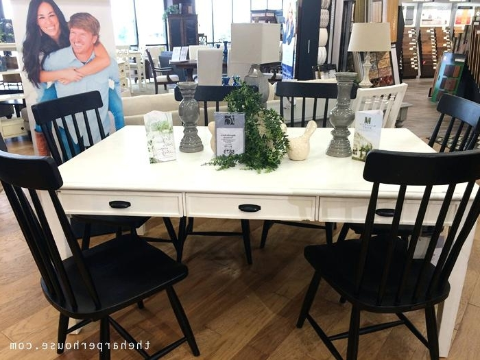 Magnolia Table – Rileywranglers With Recent Magnolia Home Shop Floor Dining Tables With Iron Trestle (View 7 of 20)