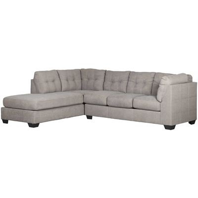 Maier Charcoal 2 Piece Sectional With Laf Chaise (View 8 of 15)