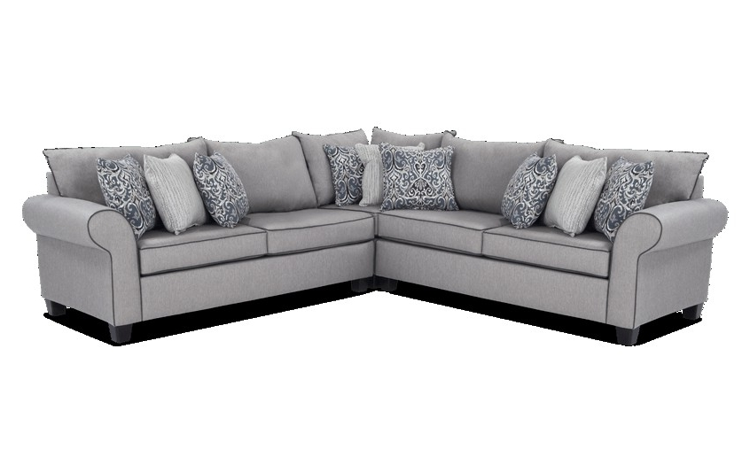 Malbry Point 3 Piece Sectionals With Laf Chaise Inside Well Known 3 Piece Sectional Malbry Point W Laf Chaise Living Spaces 223533 (View 1 of 15)