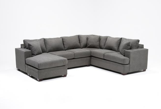 Malbry Point 3 Piece Sectionals With Laf Chaise Regarding 2018 Kerri 2 Piece Sectional W/raf Chaise (View 7 of 15)