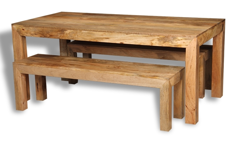 [%Mango 180Cm Dining Table & 2 Benches [H12L&h47L] – £449.95 : Trade Pertaining To Newest Dining Tables And 2 Benches|Dining Tables And 2 Benches With Famous Mango 180Cm Dining Table & 2 Benches [H12L&h47L] – £449.95 : Trade|Most Popular Dining Tables And 2 Benches Intended For Mango 180Cm Dining Table & 2 Benches [H12L&h47L] – £449.95 : Trade|Fashionable Mango 180Cm Dining Table & 2 Benches [H12L&h47L] – £ (View 1 of 20)