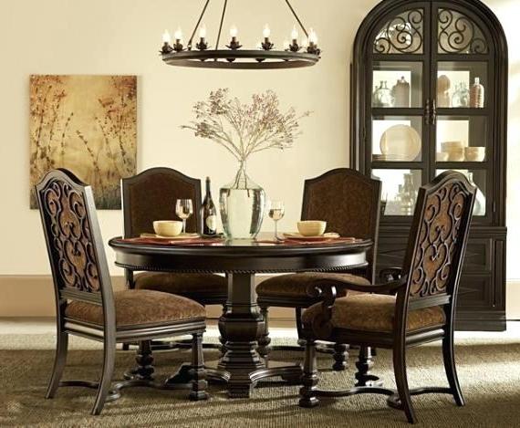 Marbella Dining Table Noir – Alpenduathlon Pertaining To Famous Marbella Dining Tables (View 10 of 20)