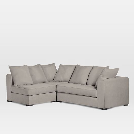 Marissa Ii 3 Piece Sectionals With Regard To Recent Walton Set 3  Right Arm Loveseat, Single, Corner, Performance Velvet (View 8 of 15)