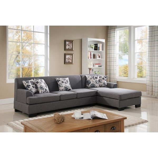 Marius Dark Grey 3 Piece Sectionals Throughout Favorite 14 Best Family Room Images On Pinterest (View 10 of 15)