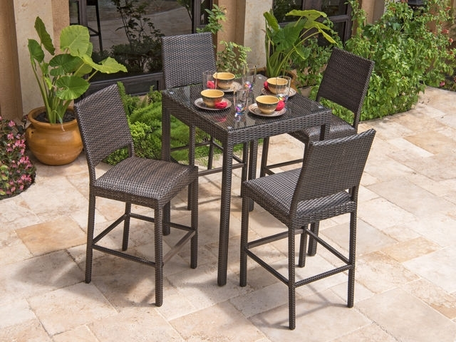Market 5 Piece Counter Sets Pertaining To Favorite Bar And Counter Sets – Chair King (View 7 of 20)