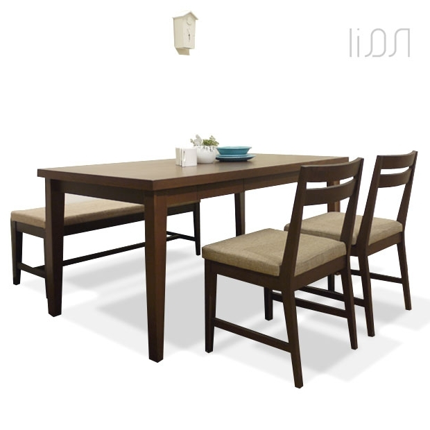 Market 7 Piece Dining Sets With Side Chairs With Regard To Most Current Roomnext (View 15 of 20)