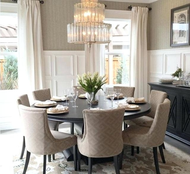 Marvelous Round Dining Table For 8 – Studbox Within Well Known Huge Round Dining Tables (View 12 of 20)