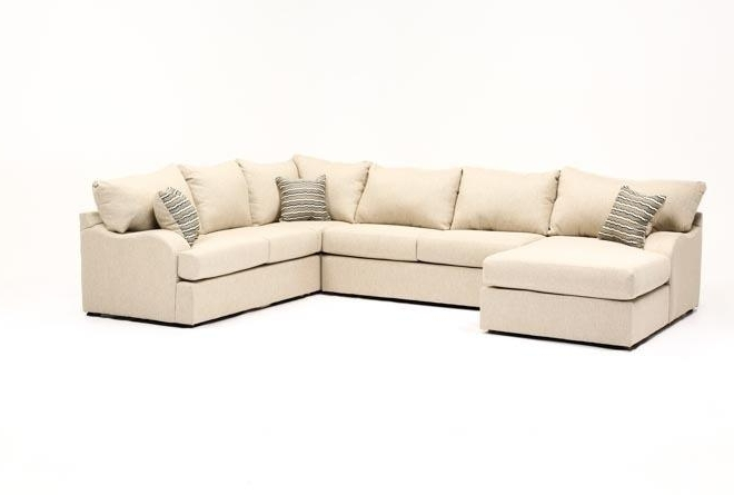 Meyer 3 Piece Sectional W/laf Chaise (View 2 of 15)