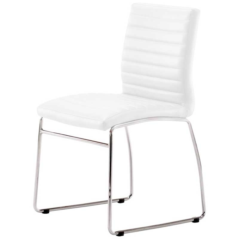 Mia Chrome Dining Chair • Decofurn Factory Shop Pertaining To Most Recent Chrome Dining Chairs (View 15 of 20)