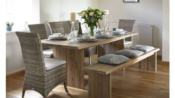 Modern Dining Room Tables (View 14 of 20)