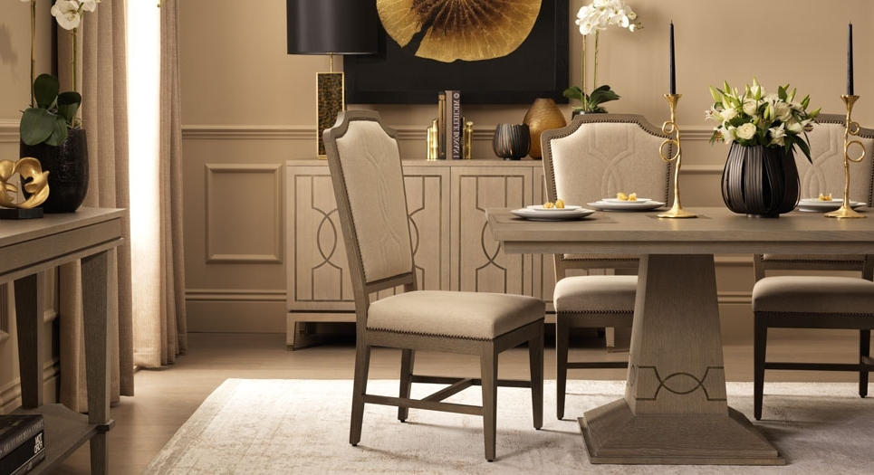 Modern Dining Suites For Best And Newest Luxury Dining Tables (View 2 of 20)