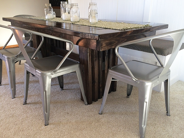 Modern Dining Table – Diy Projects (View 10 of 20)