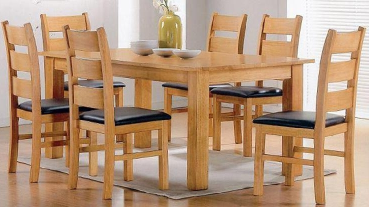 Modern Popular Marble Top Wooden Dining Table – Buy Modern Popular With Well Known Wood Dining Tables (View 4 of 20)