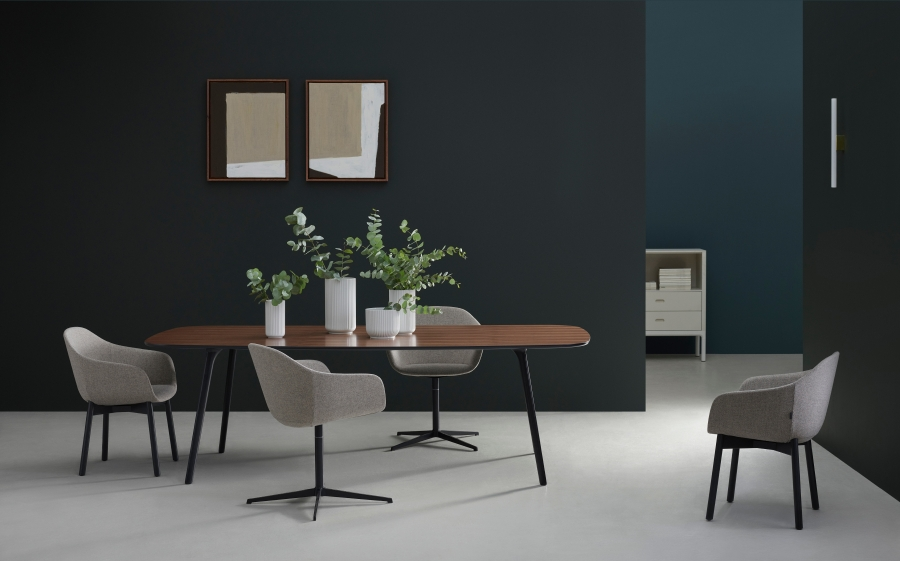 Modus Furniture – British Contemporary Manufacturer Regarding Most Recently Released Palazzo 7 Piece Dining Sets With Pearson Grey Side Chairs (View 8 of 20)