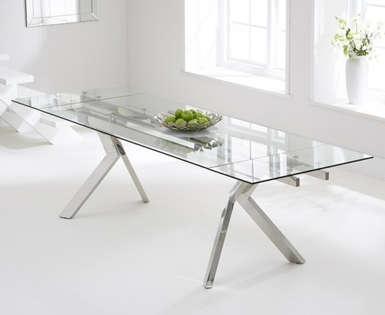 Morale Home Furnishings For Famous Palazzo Rectangle Dining Tables (View 10 of 20)