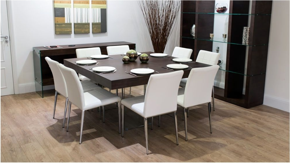 Morrison6 In Most Current Dark Wood Dining Tables (View 11 of 20)