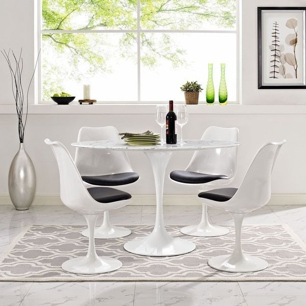 Most Current 17 Best Tables Tulipes Images On Pinterest (View 9 of 20)